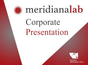 Corporate Presentation MeridianaLab.eu